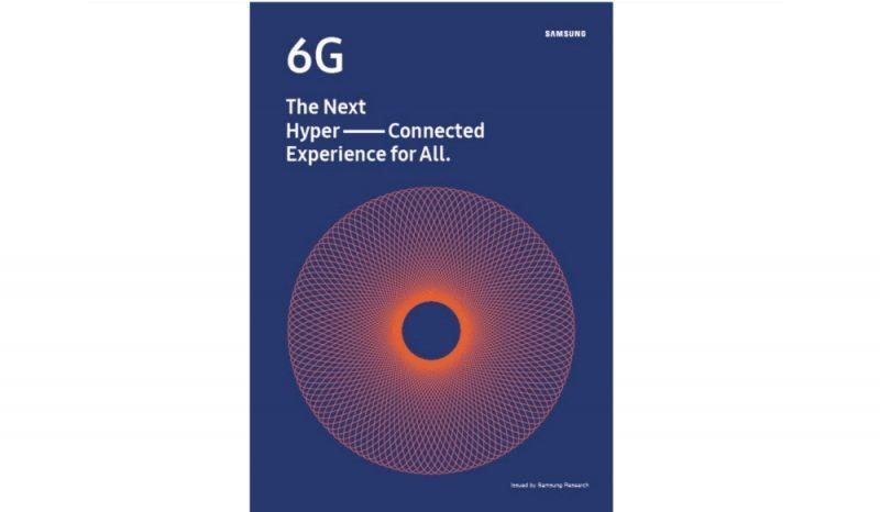 Samsung esitteli 6G-visionsa.