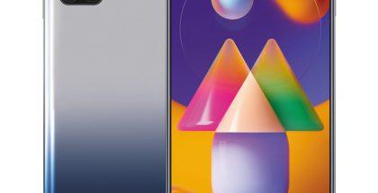 Samsung Galaxy M31s.
