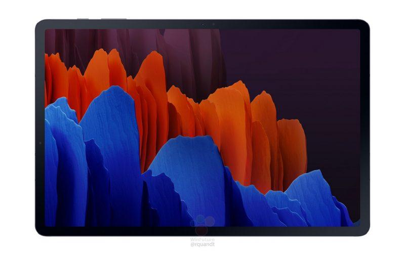 Samsung Galaxy Tab S7+. Kuva: WinFuture.de.
