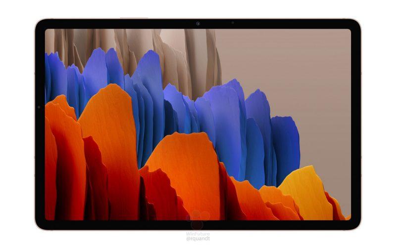 Samsung Galaxy Tab S7. Kuva: WinFuture.de.