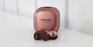 Samsung Galaxy Buds Live -kuulokkeet.