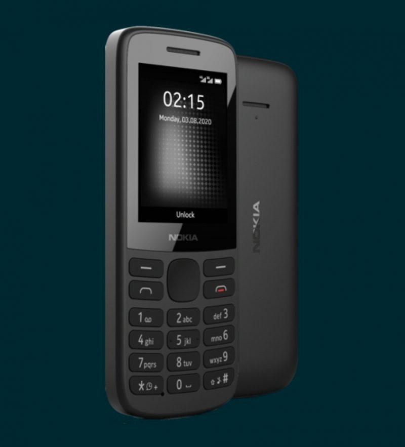 Nokia 215.