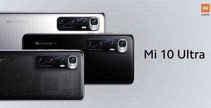 Mi 10 Ultra tulee kolmena erilaisena tyylivaihtoehtona.