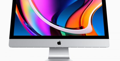 Apple päivitti vielä 27 tuuman iMacin.