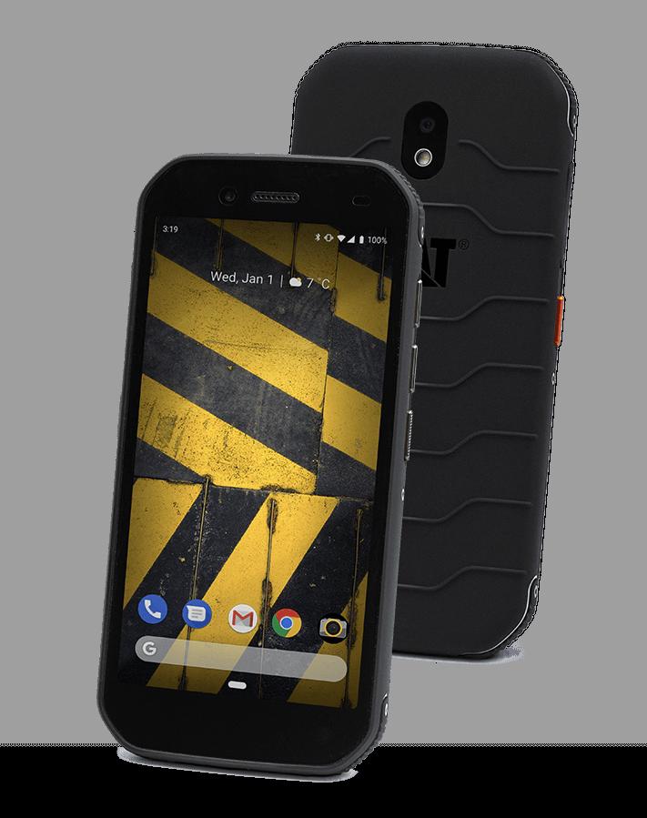 Cat S42 on yksinkertainen, kestävä älypuhelin.