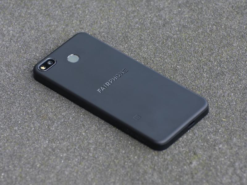 Fairphone 3+.