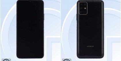Uusi Honor-älypuhelin NZA-mallikoodilla.