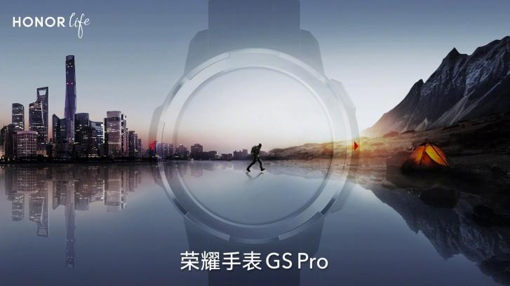 Honorin julkaisema ennakkokuva Watch GS Prosta.