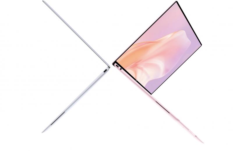 Huawei MateBook X 2020:ssä on 13 tuuman näyttö.