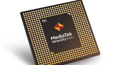MediaTek Dimensity 800U.