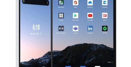 Microsoft Surface Duo: Kuva: Evan Blass / evleaks.