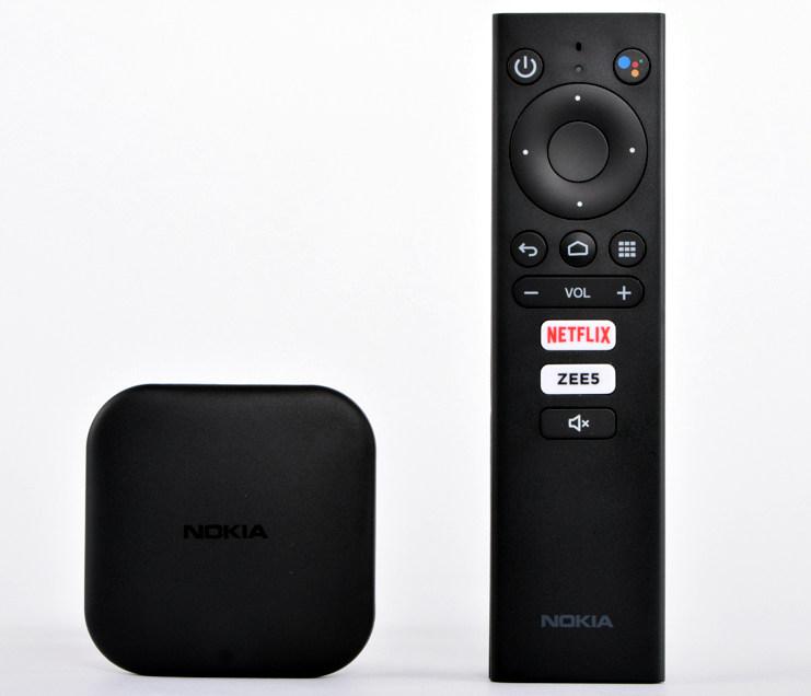 Nokia Media Streamer.