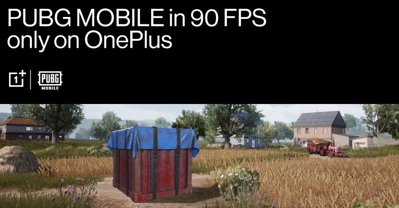 PUBG Mobile toimii nyt 90 fps -ruudunpäivitysnopeudella osassa OnePlus-puhelimia.