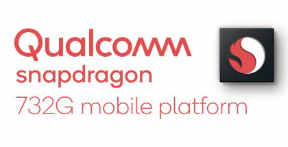 Qualcomm Snapdragon 732G.