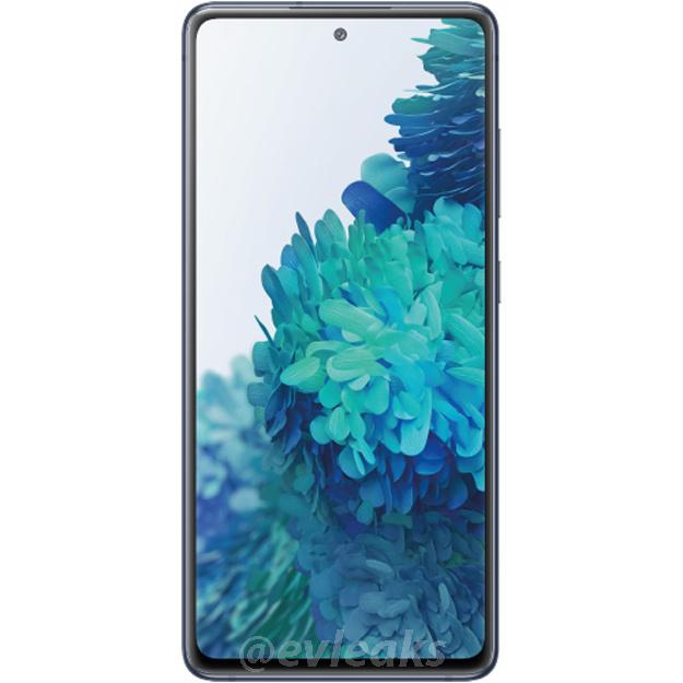 Samsung Galaxy S20 FE 5G. Kuva: Evan Blass / evleaks.