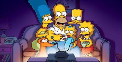 Simpsonit ovat osa Disney+:aa.