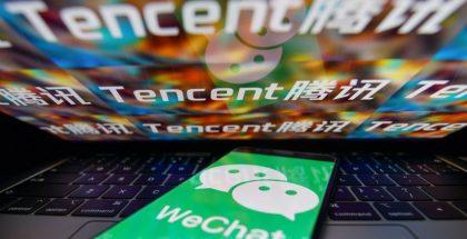 Tencent + WeChat.