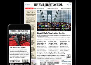 Wall Street Journal on yksi Applen App Store -sääntöjä etujärjestön kautta nyt kyseenalaistava sanomalehti.