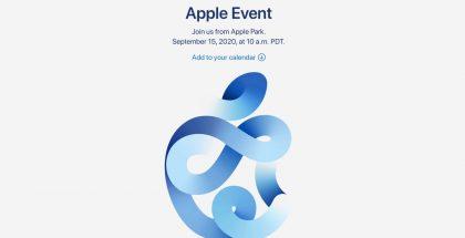 Applen ennakkokuva tämän päivän julkistuksille.