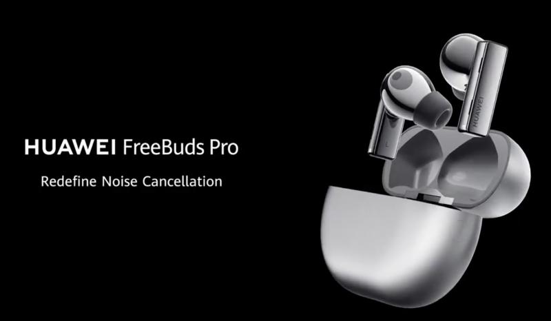 Huawei FreeBuds Pro.
