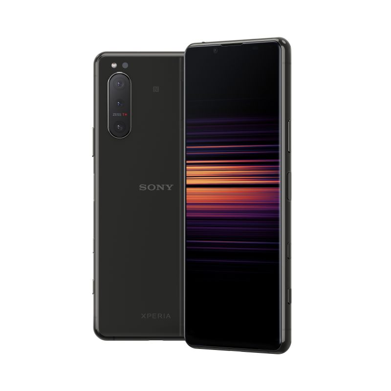 Sony Xperia 5 II mustana.