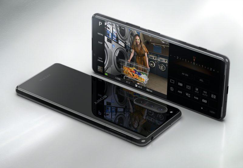 Sony Xperia 5 II.