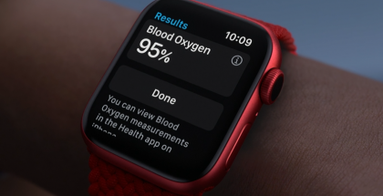 Veren happipitoisuuden mittaus on Apple Watch Series 6:n keskeinen uudistus.
