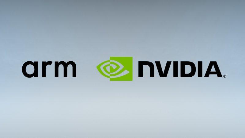 ARM + Nvidia.