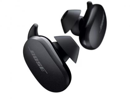 Bose QuietComfort Earbuds -nappikuulokkeet.