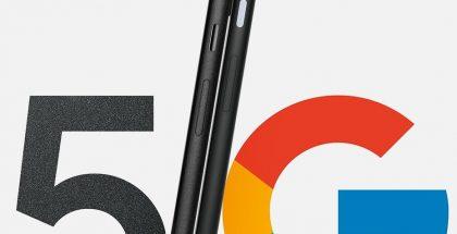 Pixel 5 ja Pixel 4a 5G ovat Googlen ensimmäiset 5G-älypuhelimet.