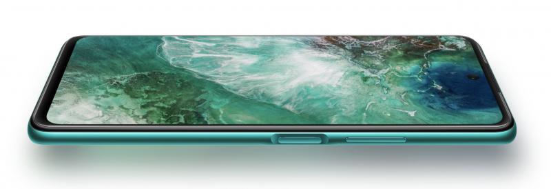 Huawei P Smart 2021:ssä on 6,67 tuuman näyttö.