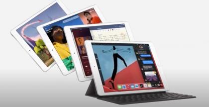 8. sukupolven iPad.