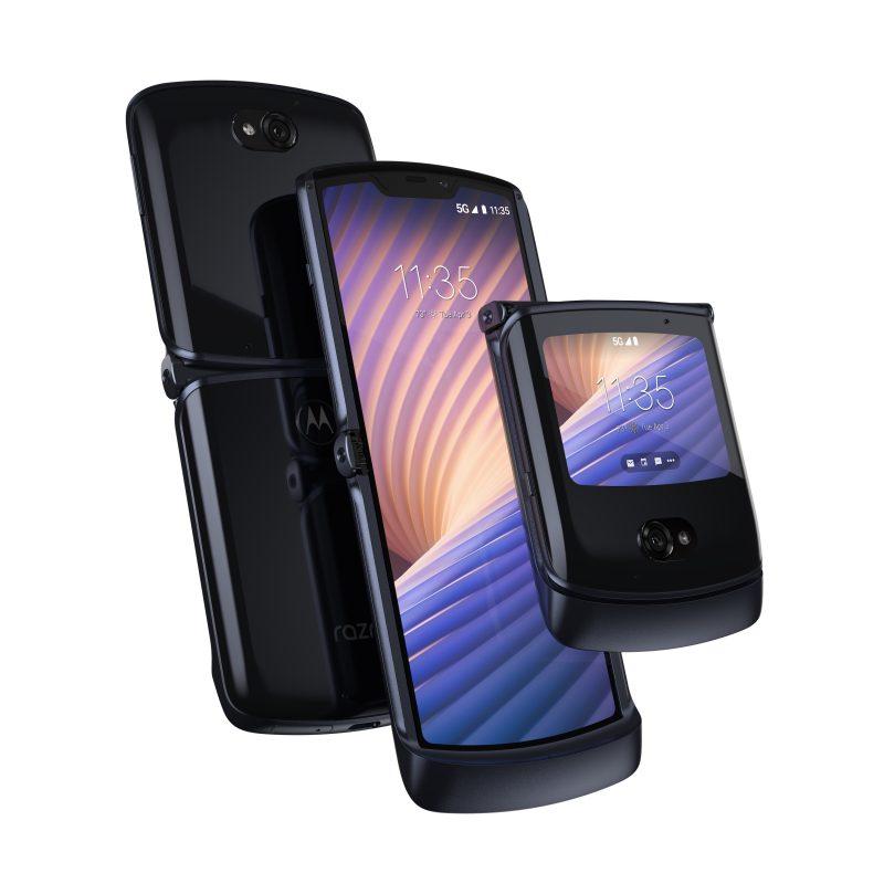 Motorola razr 5G.