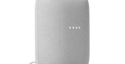 Googlen Nest Audio -älykaiutin.