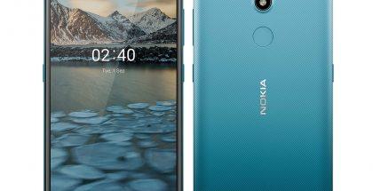 Nokia 2.4. Kuva: Evan Blass / evleaks.