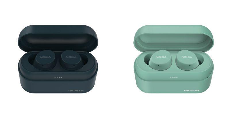 Nokia Power Earbuds -kuulokkeiden uudet värit.