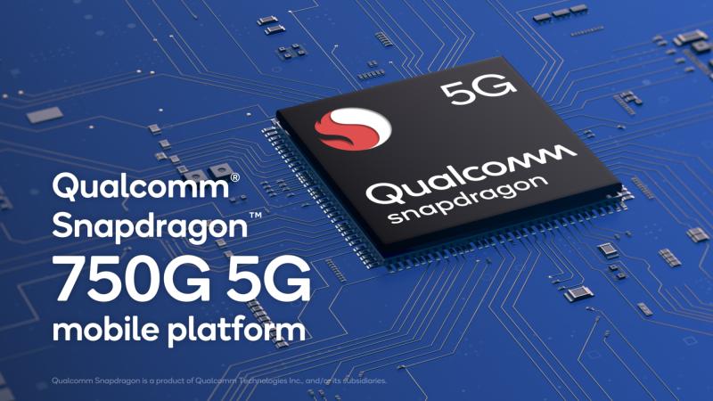 Qualcomm Snapdragon 750G.