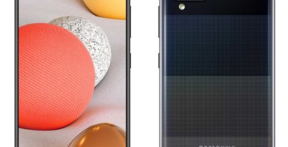 Samsung Galaxy A42 5G.