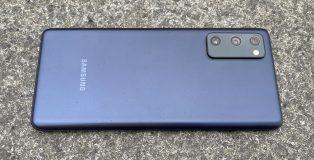 Galaxy S20 FE on onnistunut kokonaisuus.