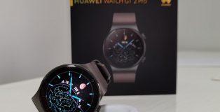 Huawei Watch GT 2 Pro.