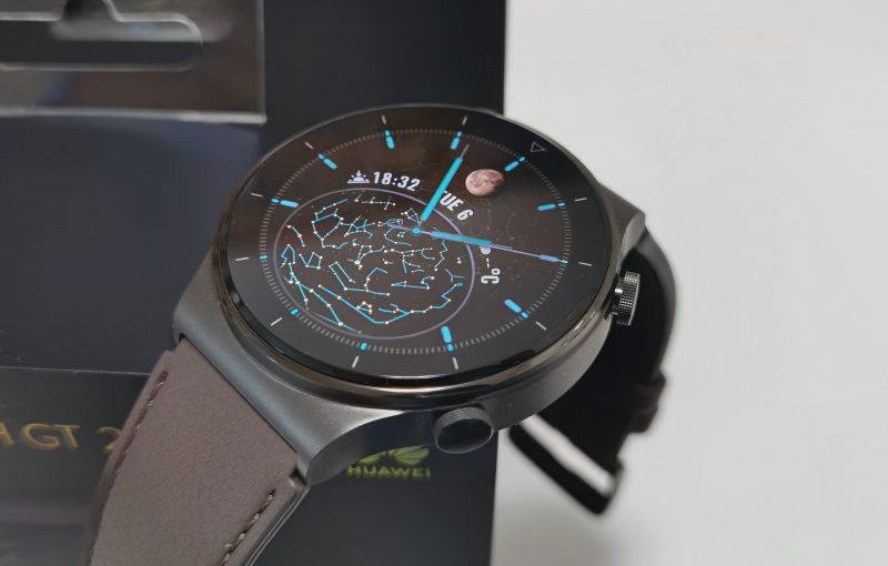 Huawei Watch GT 2 Pro on vielä Huawein älykellojen huippumalli.