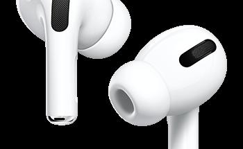 AirPods Pro -kuulokkeet.
