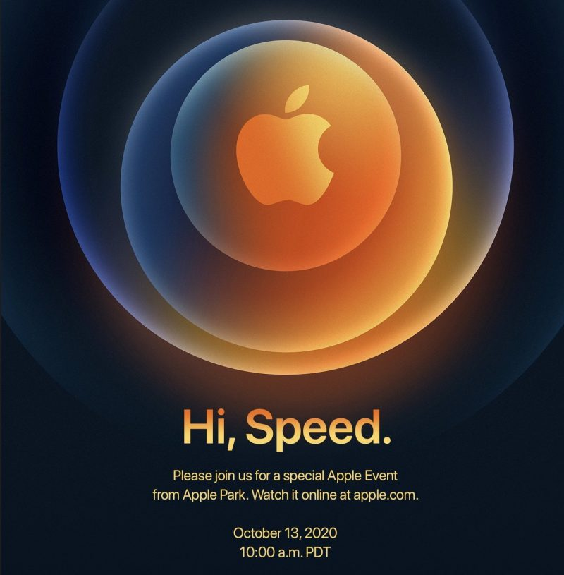 Applen julkistuskutsu.
