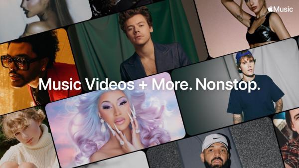 Apple Music TV.