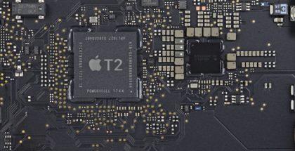 Apple T2 -piiri.