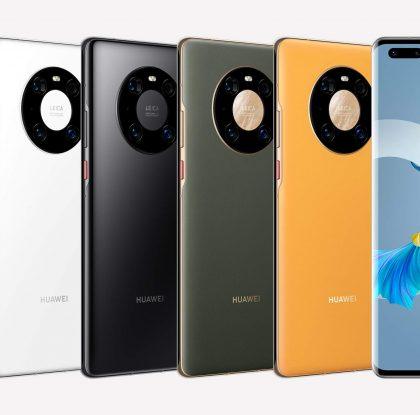 Huawei julkisti Mate40-sarjan huippupuhelimet – Mate40 Prota odotetaan myyntiin Suomessa