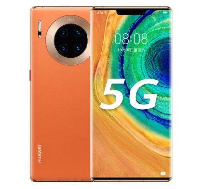 Huawei Mate 30E Pro.