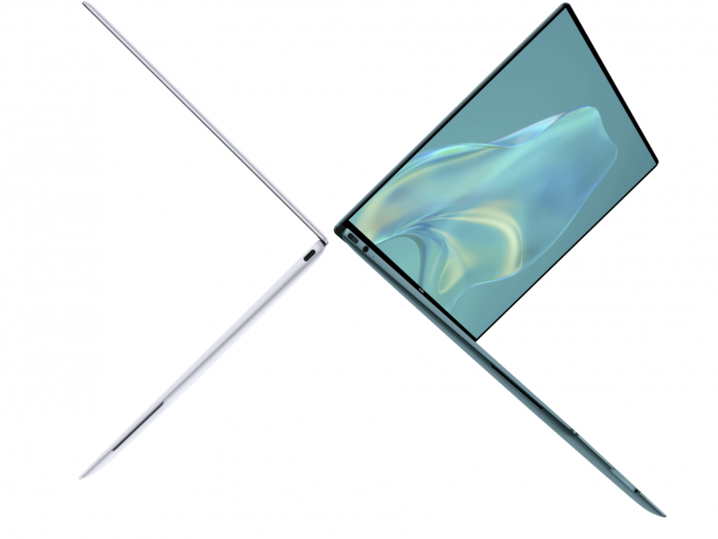 Huawein uusi MateBook X tulee myyntiin Suomessa kahdessa värissä.