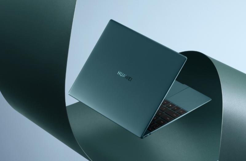 Huawei MateBook X, metsänvihreä Forest Green.