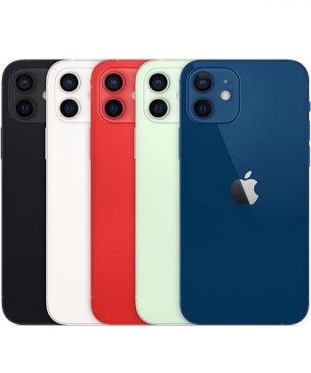 iPhone 12:n värivaihtoehdot.